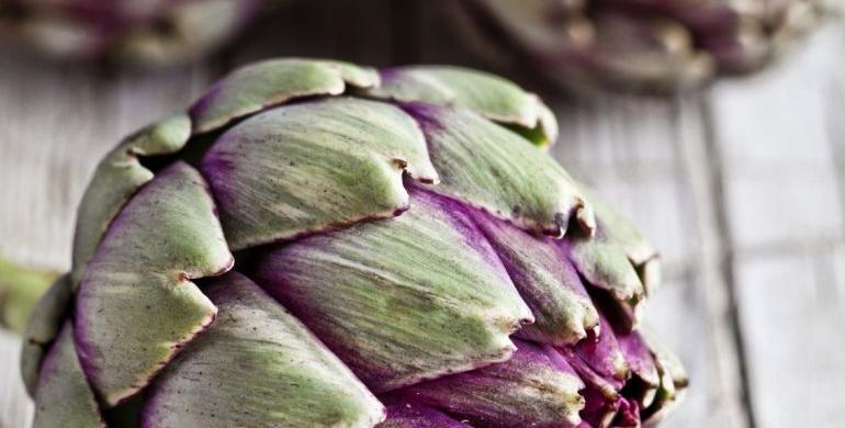 ¿Cuales son las ventajas de comer alcachofas?